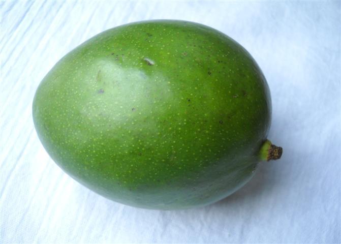 Maavinakai Chitranna (Green Mango Rice) | The Bee and the Fruit in the ...